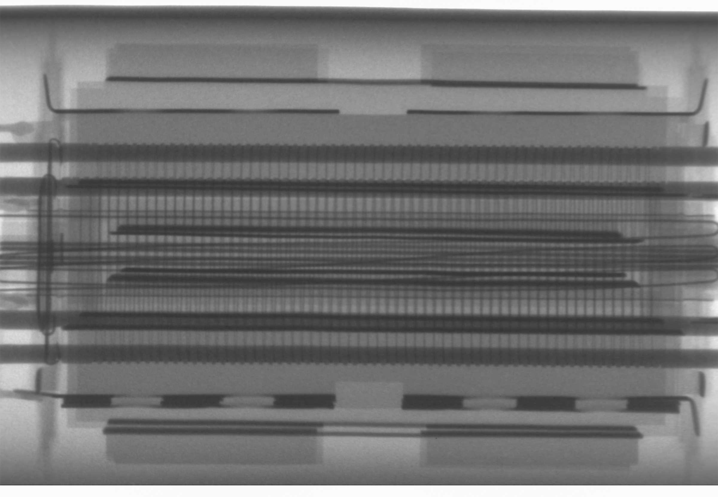 Рентгенография радиолампы 6П44С