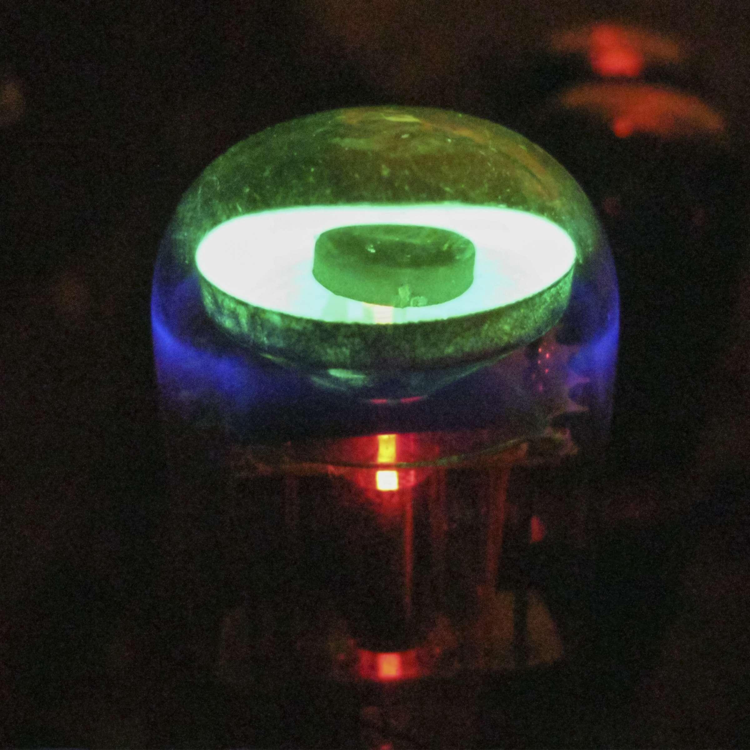 Усилитель с нестандартным использованием ламп при проведении испытаний