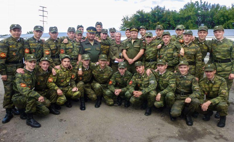 Военная кафедра ОмГТУ