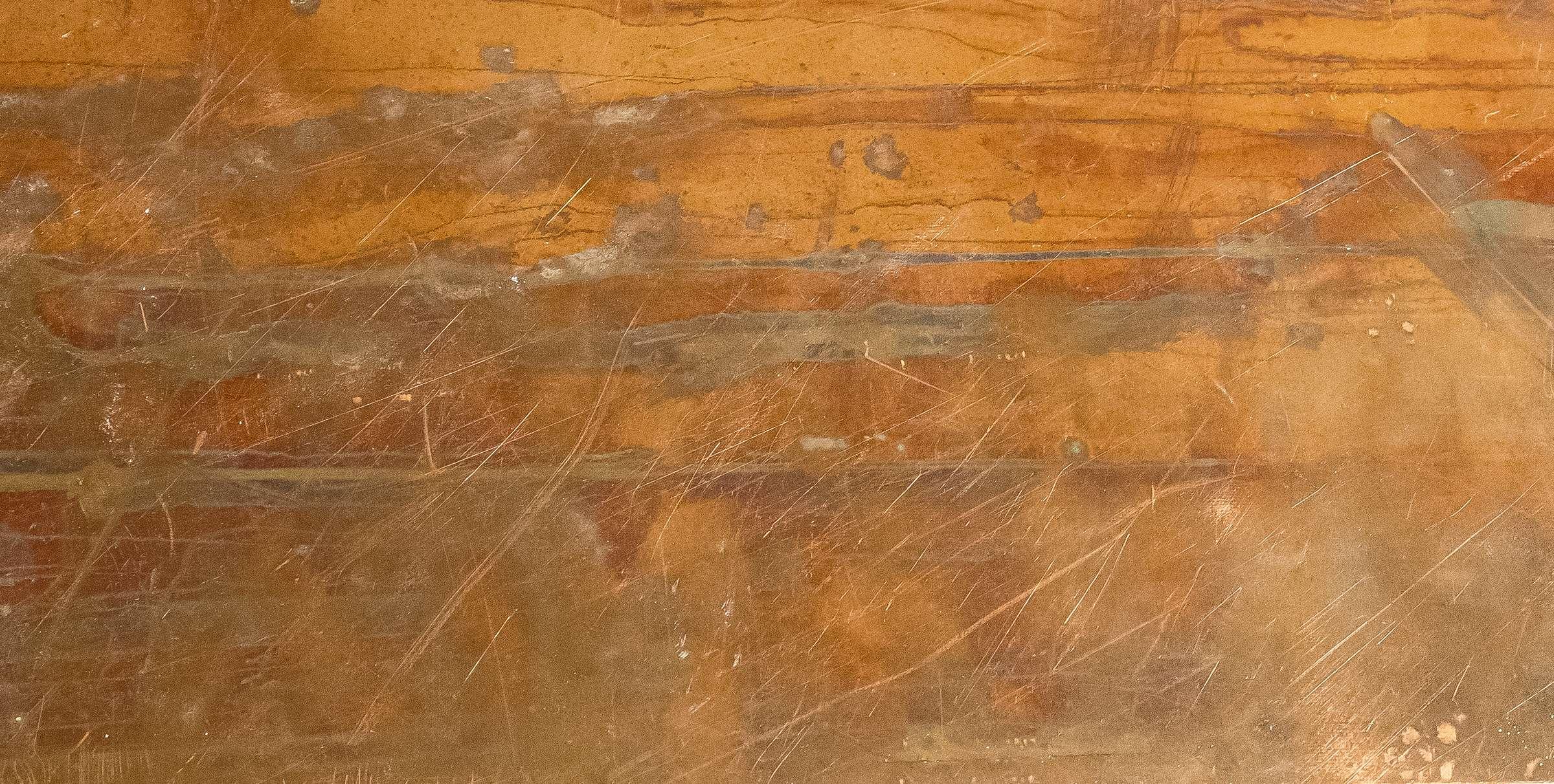 Внешний вид исходного куска стеклотекстолита