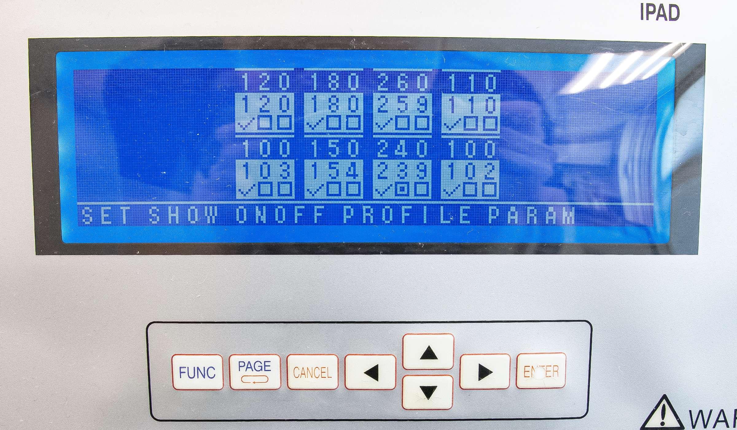 Типовой термопрофиль конвекционной пайки